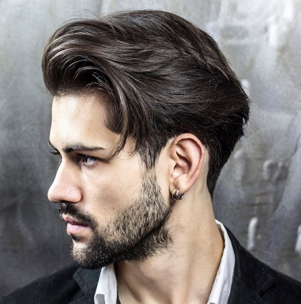 Straight Hair Hairstyles For Men With Straight And Silky Hair Atoz Hairstyles Long Hair Styles Men Classic Mens Hairstyles Mens Hairstyles Medium