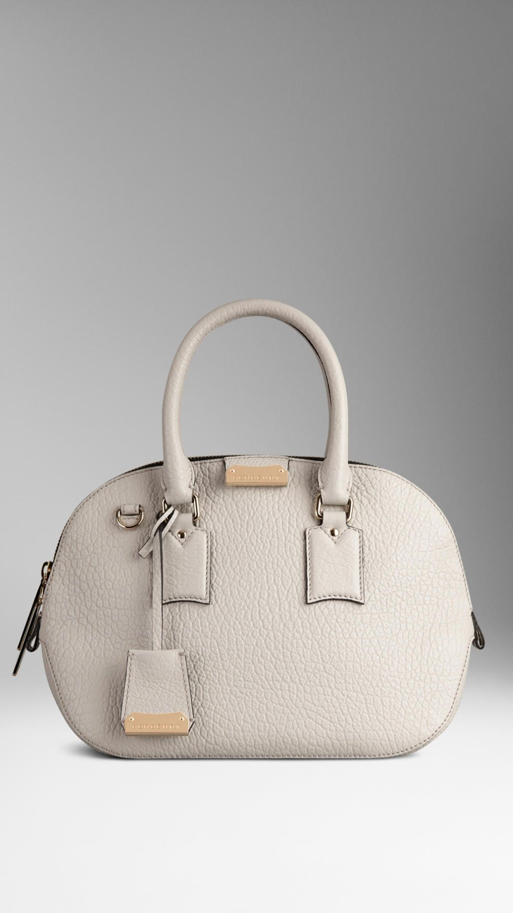682850bb6014 The Small Orchard in Signature Grain Leather
