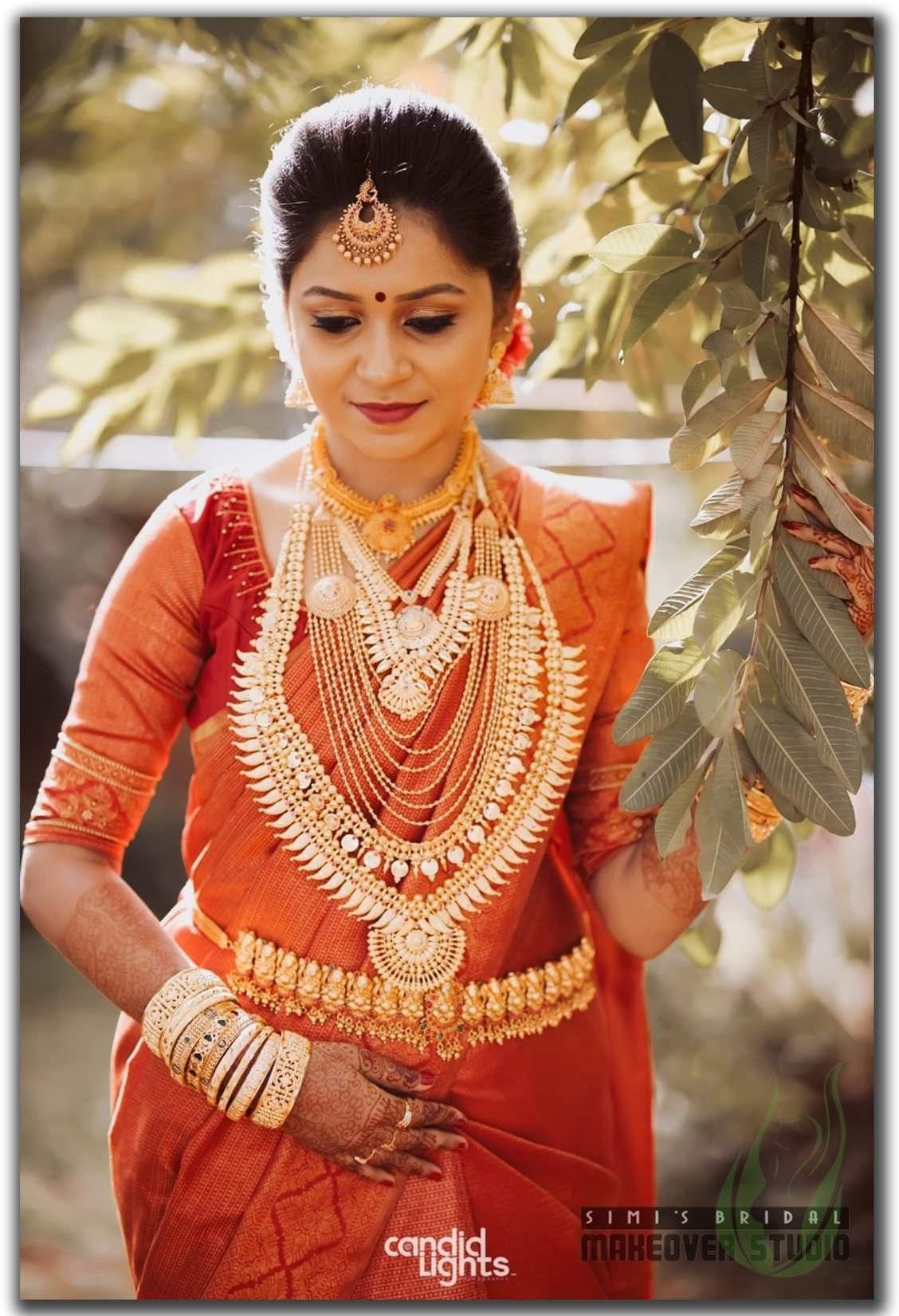 "Bridalmakeup ""Anjali"" Simi's Bridal Makeover Studio"
