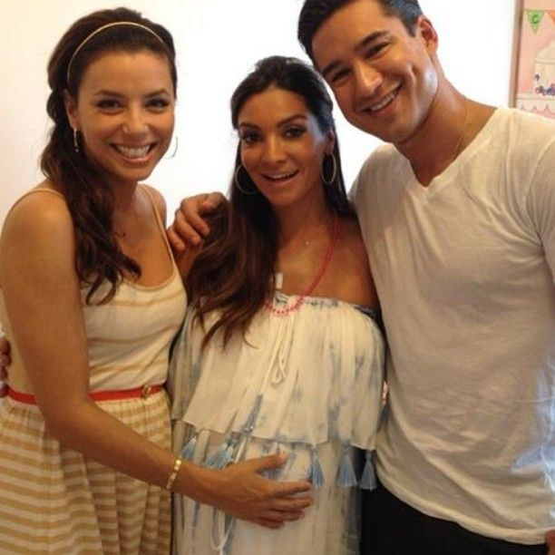 .@Fillyboo Maternity | Spotted wearing Fillyboo maternity! Gorgeous Courtney Lopez with Mario Lopez ... | Webstagram - the best Instagram viewer