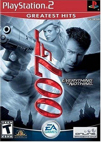 Amazon Com James Bond 007 Everything Or Nothing Playstation 2