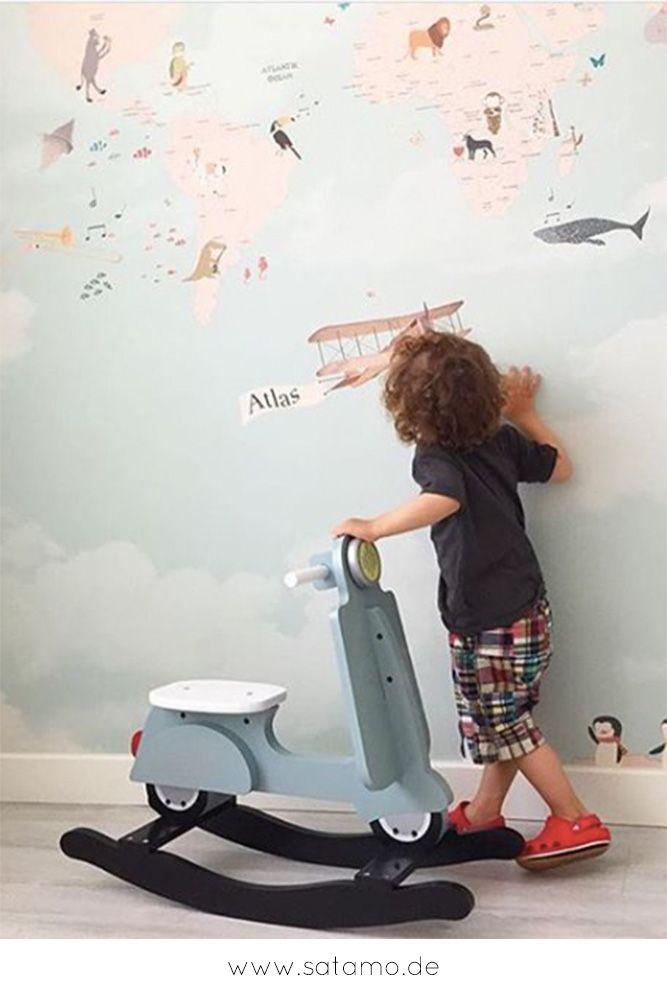 Schaukelroller FENNO Kinder zimmer, Moderne kindermöbel
