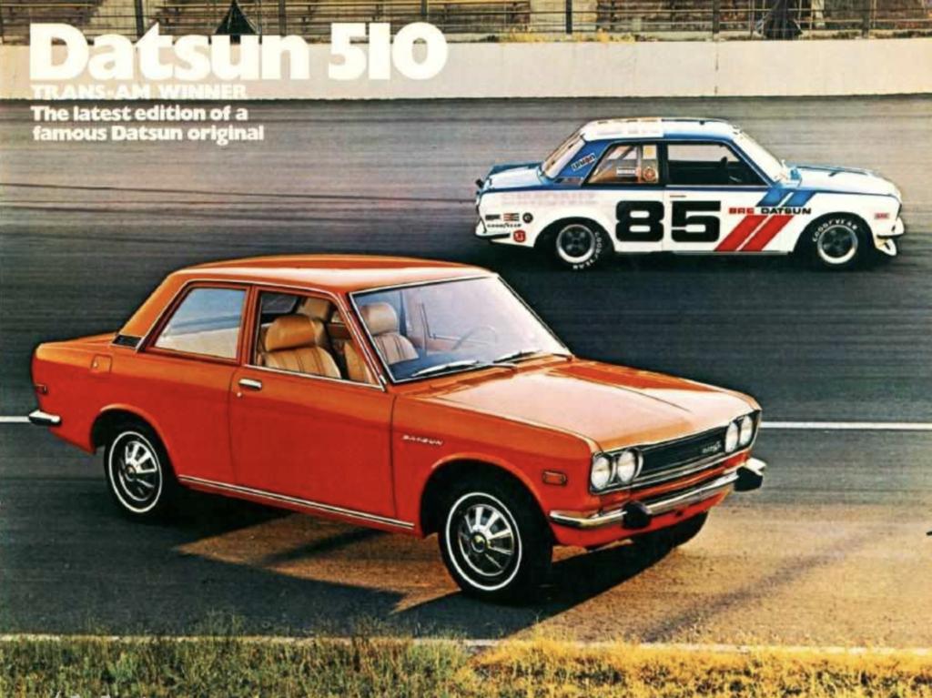 Why We Love Them: Datsun 510   Wheels   Pinterest   Datsun 510 ...