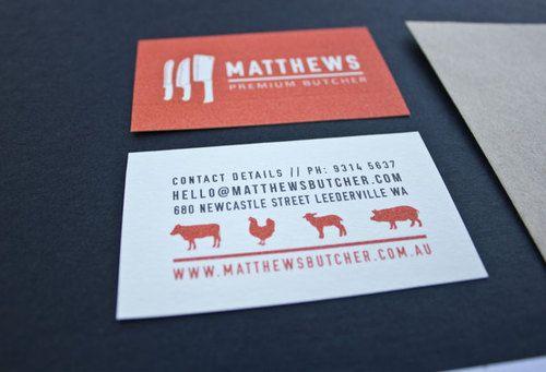 Matthew S Premium Butcher