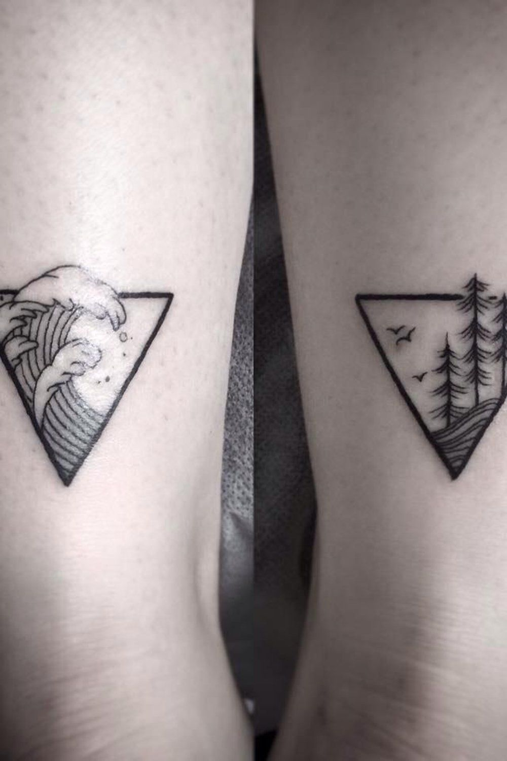 Call yourself an explorer? Show it with an inking.
