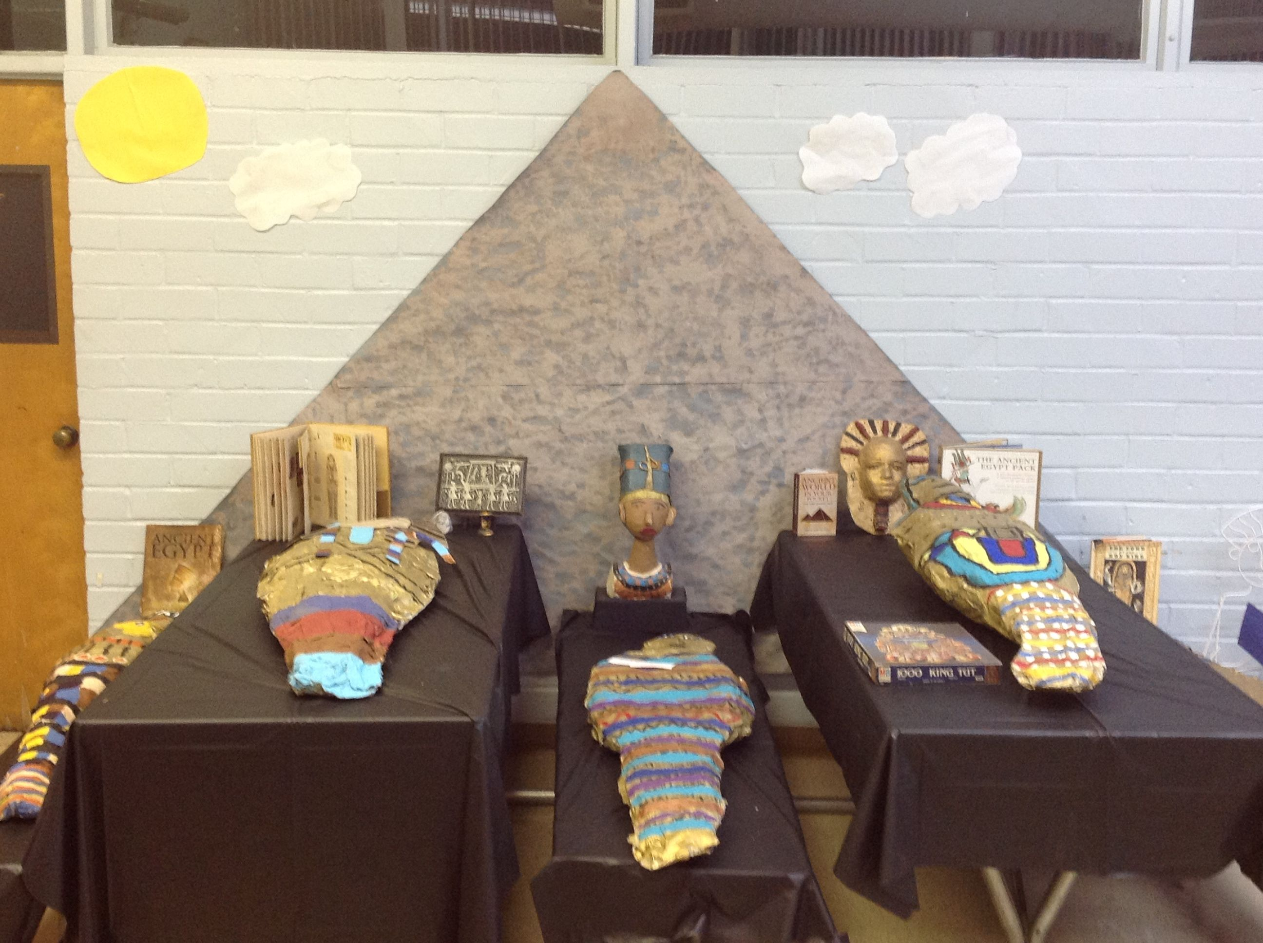 6th Grade Egypt Project