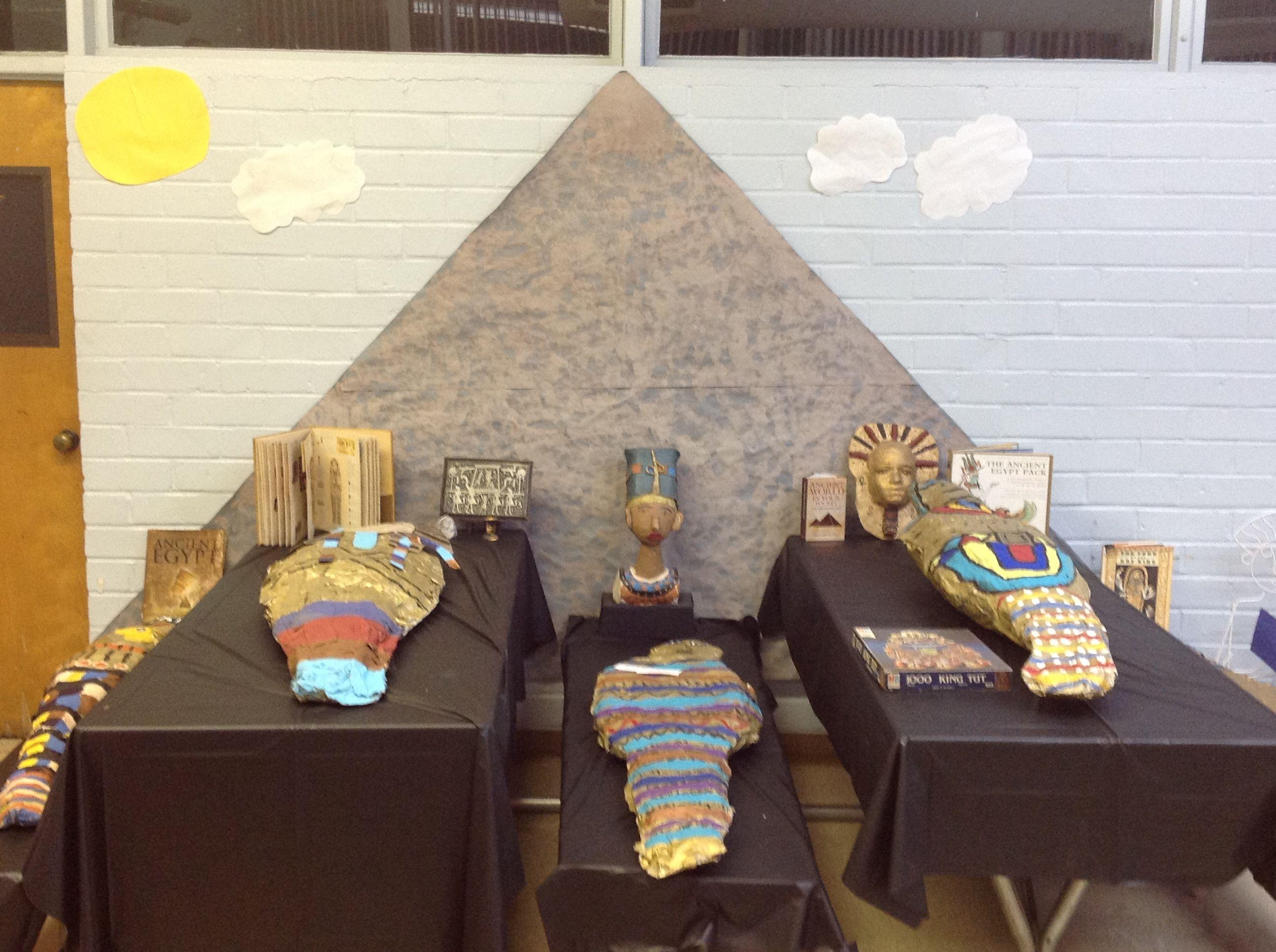 6th Grade Egypt Project