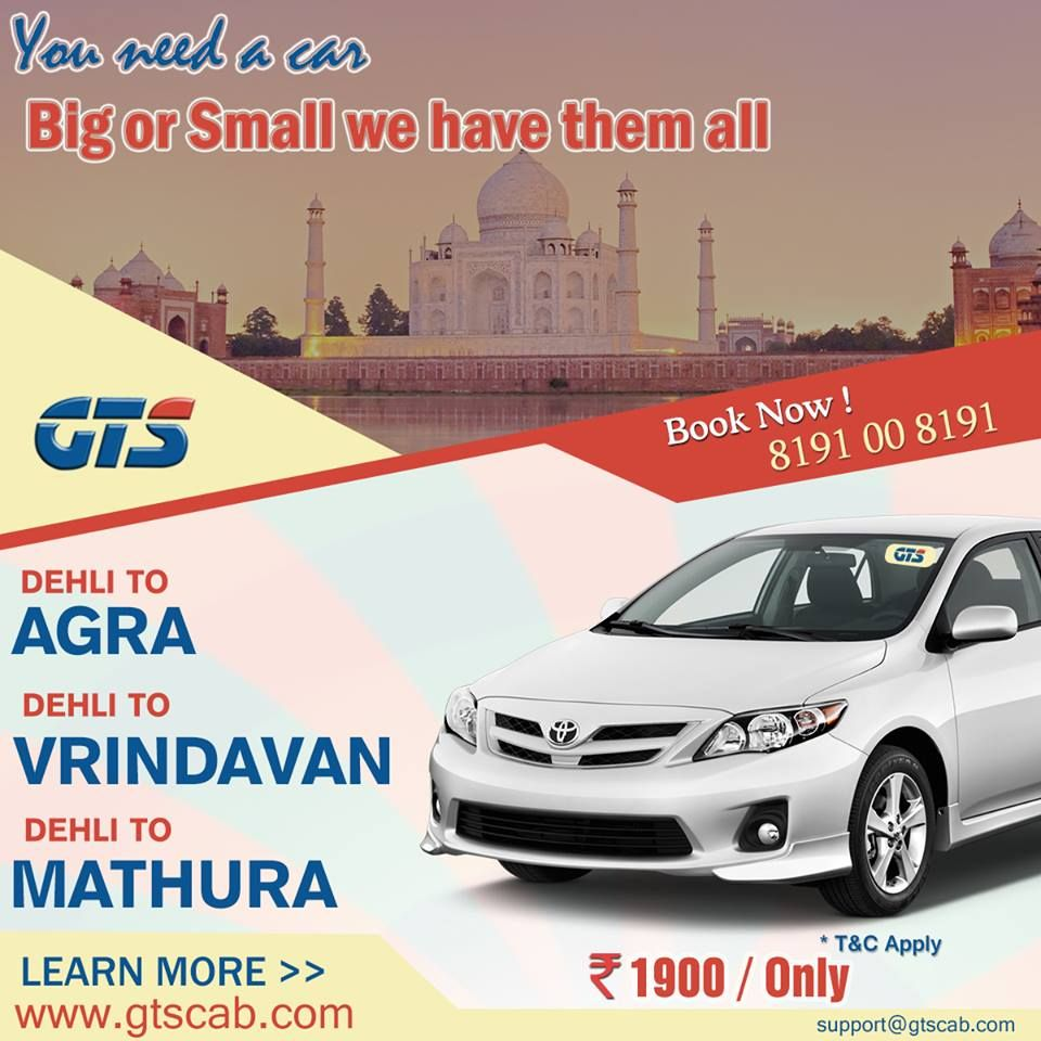 Gts Car Rental Is A Leading Name In Providing The Car Rental Service