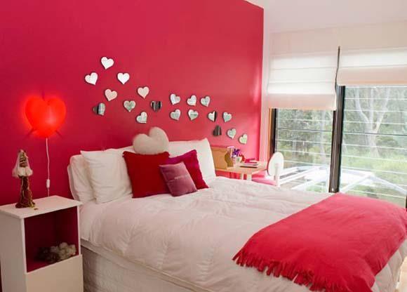Um quarto muito romÂntico e apaixonante ~ Um Quarto Romantico
