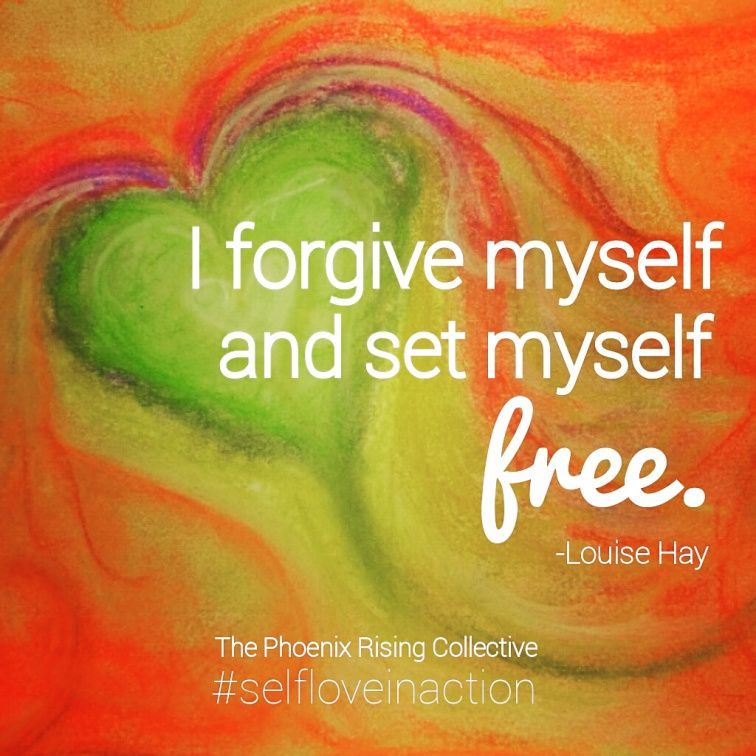 The Forgiveness Diet – The Phoenix Rising Collective