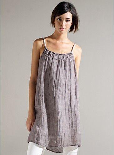 5969d149e8 linen gauze dress