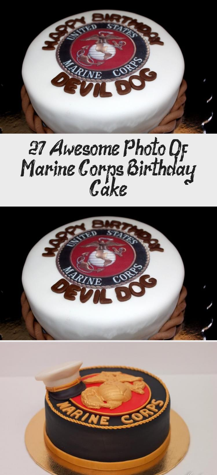 27+ Awesome Photo Of Marine Corps Birthday Retirement