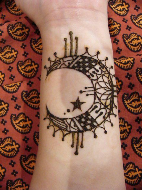 Inflicting Ink Tattoo Henna Themed Tattoos: ヘナタトゥー, ヘナメヘンディ, メヘンディ