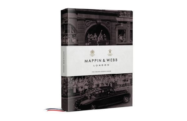 Mappin & Webb by Tractorbeam , via Behance