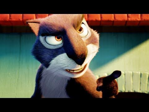 """The Nut Job Trailer 2014 Movie - Official 2013 Trailer [HD] - YouTube /""""The Nut Job"""" animated movie about squirrels and pugs"""
