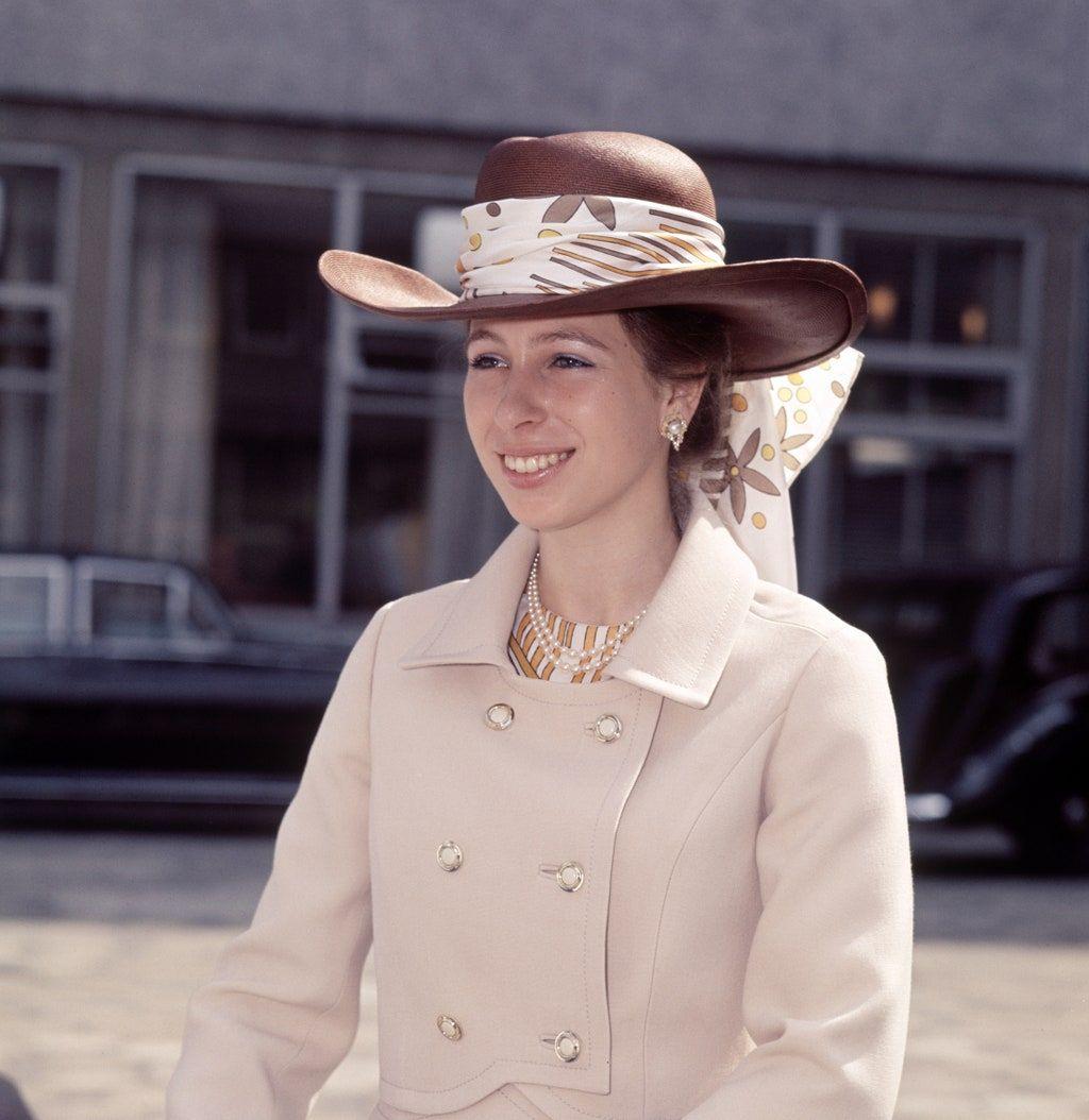Pin on Princess Anne, The Princess Royal