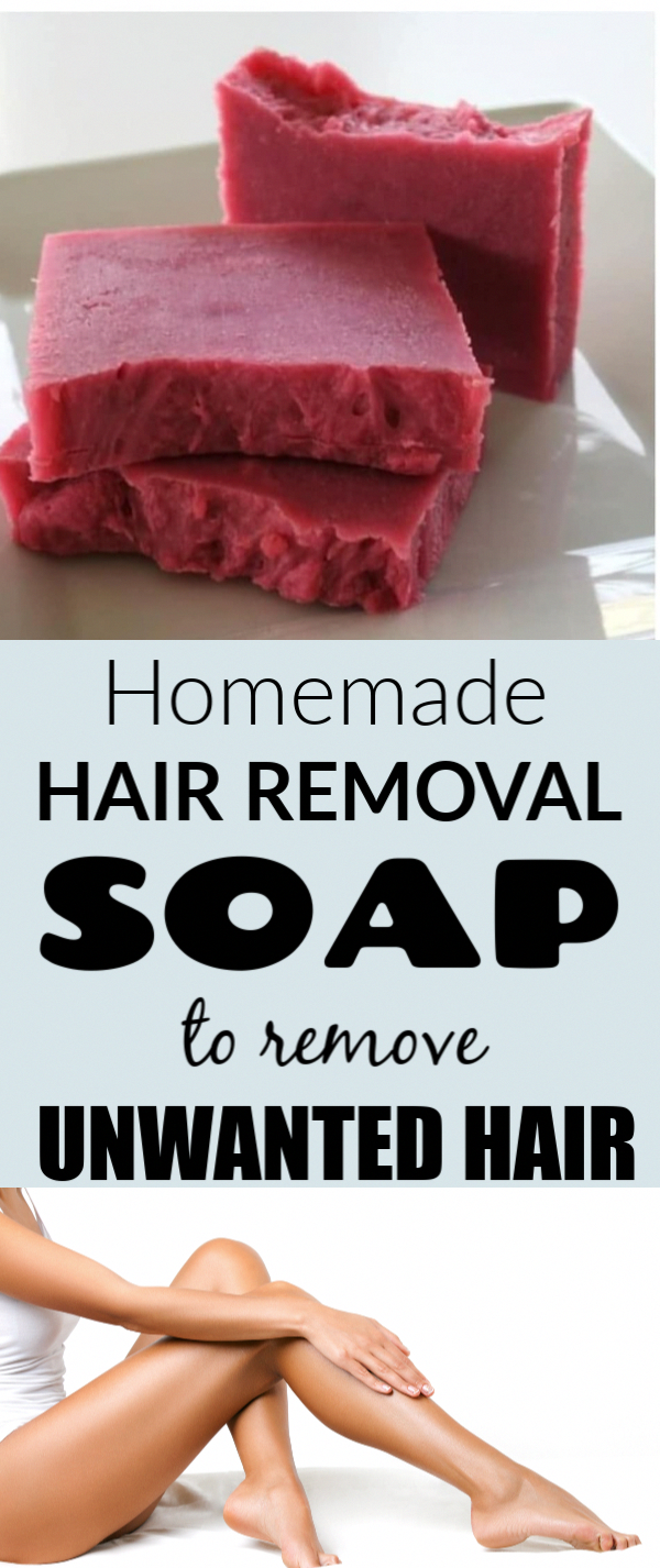 , I Made this Hair Removal Soap at Home - Remove Facial Hair and Unwanted Hair Painlessly - Glowpink , I Made This Hair Removal Soap At Home – Remove Facial Hair And Unwanted Hair Painlessly #beauty #beautytips #beautythacks #facialhair... #UnwantedHairRemoval #HowToRemoveBodyHair