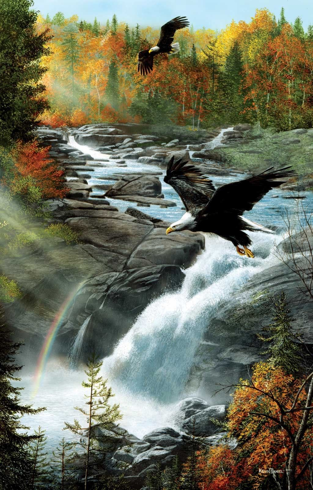 Image%20result%20for%20eagle%20by%20waterfall%20pinterest