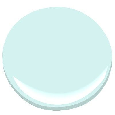 Benjamin Moore Barely Teal I Just Redid My Bedroom And It Looks Absolutely Amazing Is Very Calming Super Cute