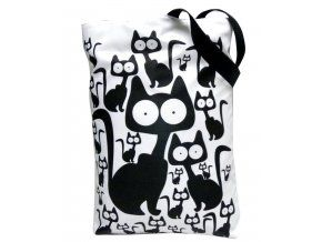 Taška s kočkou Gaul 06 42x32 cm, Gaul designs