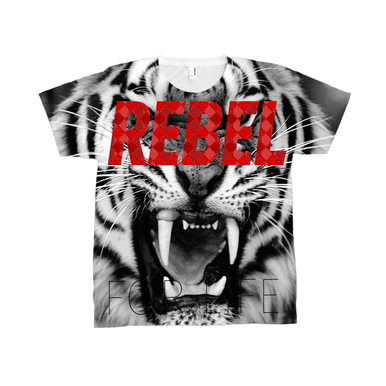 Rebel For Life - Successful Clothing Co