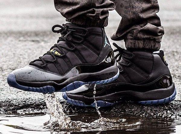 Air Jordan 11 Retro Low 'Midnight Navy' | Air jordan, Nike