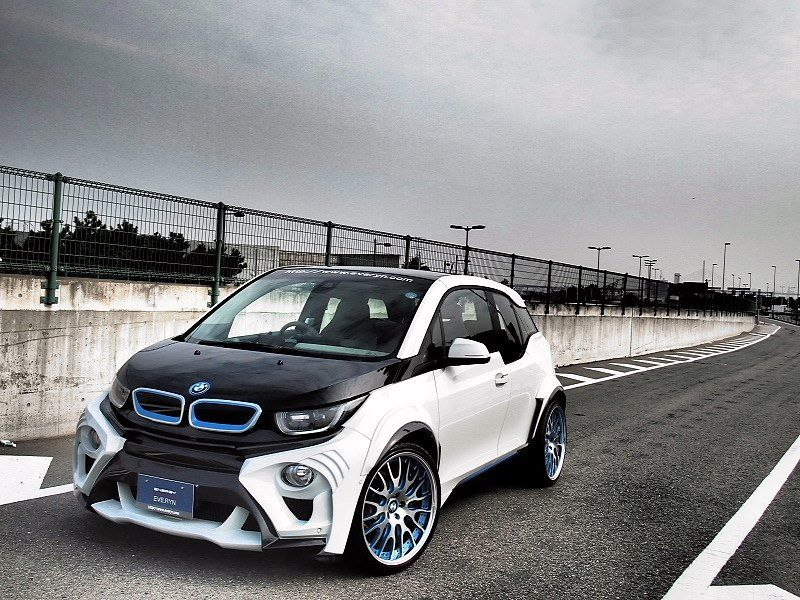 Tuned Bmw I3 Evo Looks The Part 91 Photos Bmw I Series