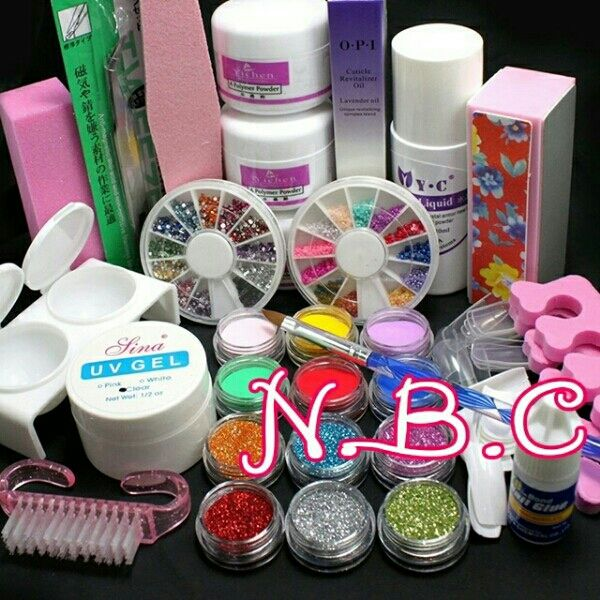 For Sale: Acrylic Nail Kit for $30 | Secondhand Clothing ...