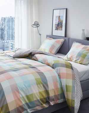 Just ordered ;)! New bedding Essenza Arc de Check Coral