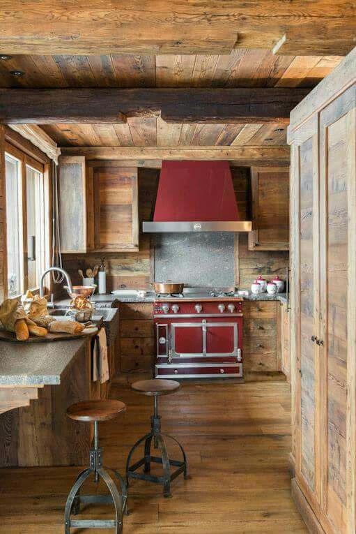 Pin de Esperanza Novoa en Casa madera | Pinterest | Madera