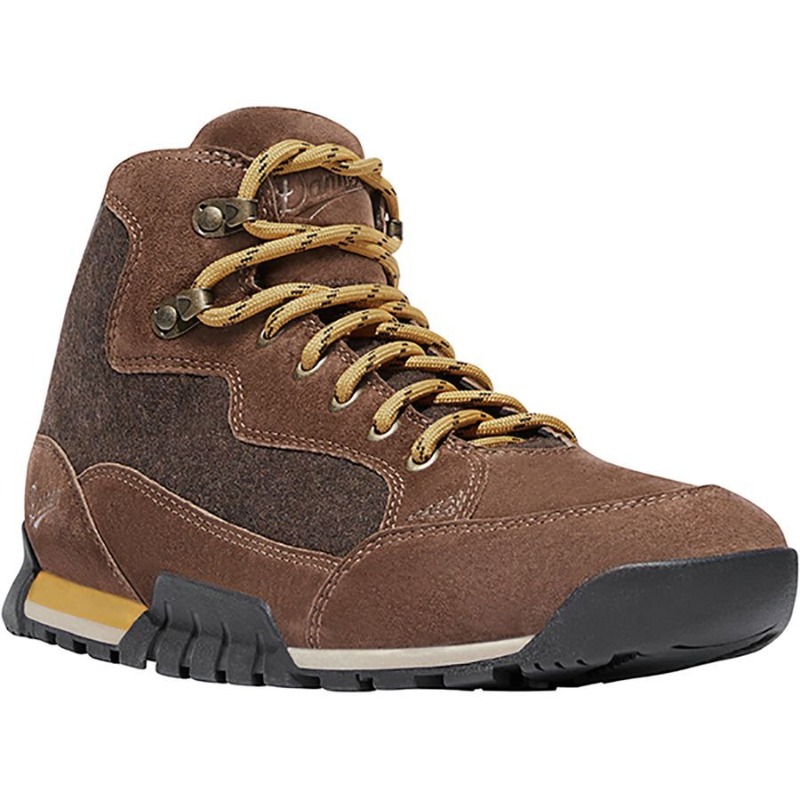 Danner skyridge wool boot mens brown mens boots