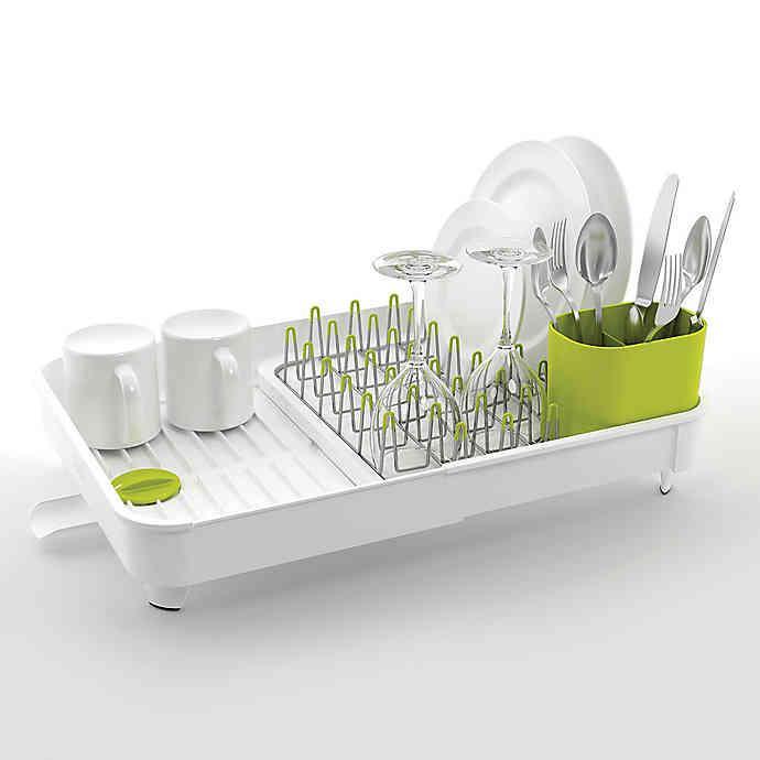 Joseph Joseph® Extended Dish Rack in 2020   Dish rack drying