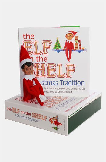 A classic Christmas tradition gets passed on to a new generation ...