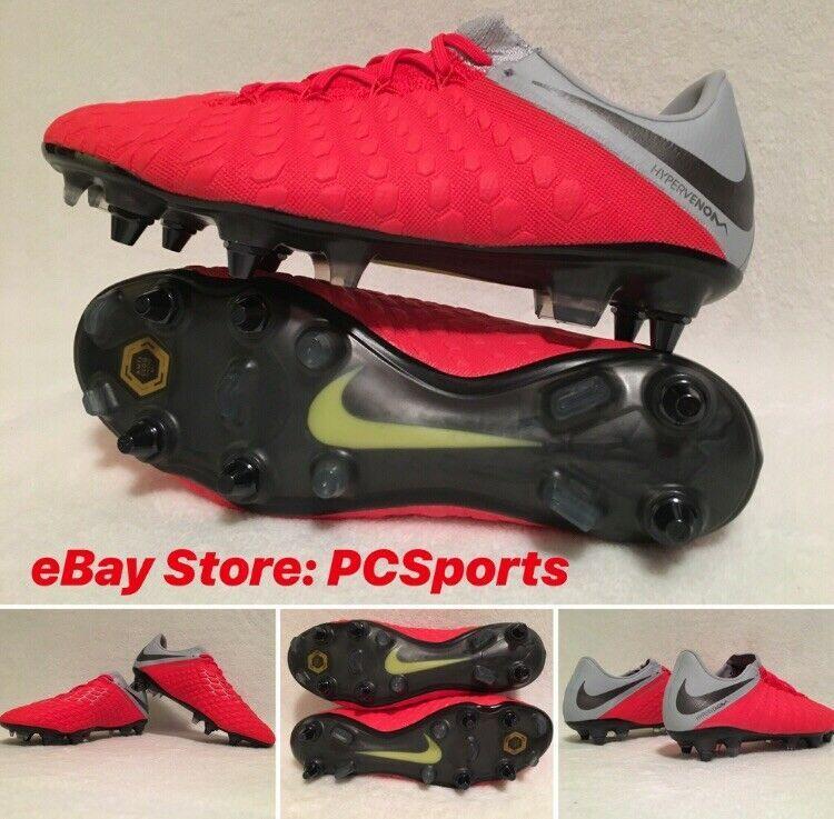 online store c532f ebf46 eBay #Sponsored Men's Nike Hypervenom Phantom III Elite SG ...