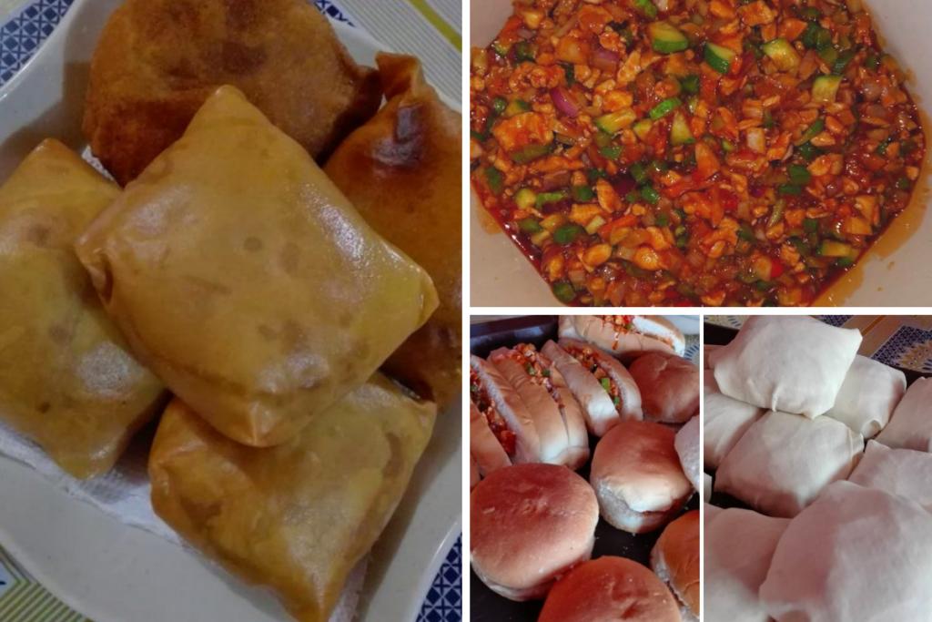 Cara Buat Roti Khurasan Secara Homemade Sedap Mudah Rasa Roti Recipes Food
