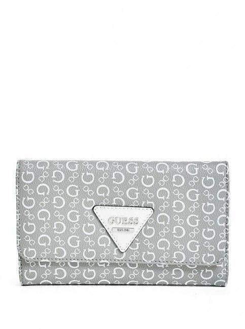 9360f95b8c Dámska šedá peňaženka Propose od GUESS s monogramom za