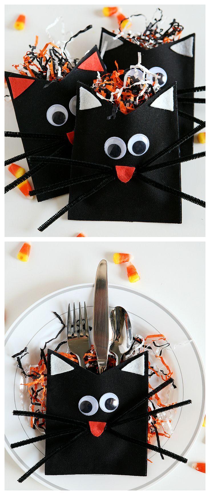 31++ Black cat craft ideas info