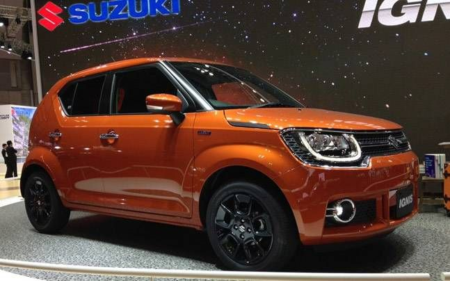 Maruti Suzuki Is Ready To Uncover Its New Car Ignis In Upcoming