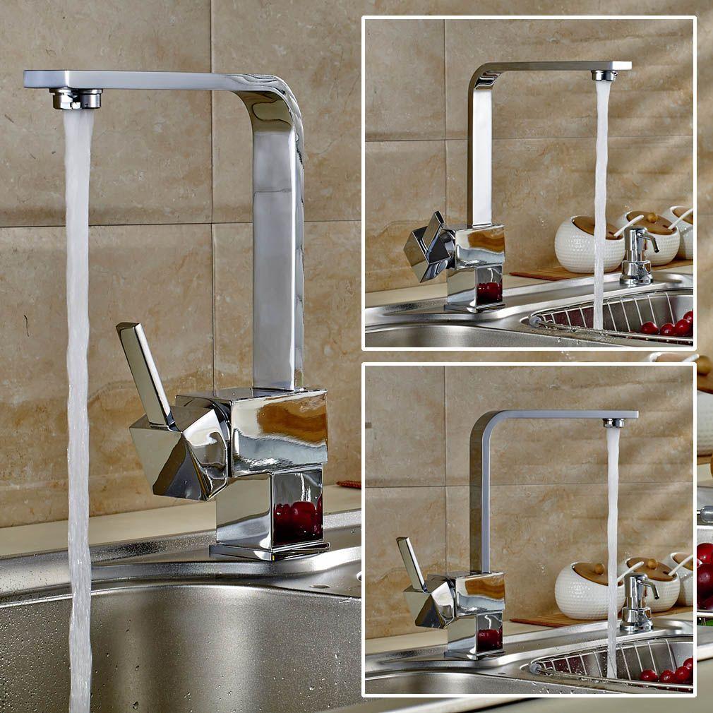 Küchenarmatur Kitchen Faucet NVT642 | Wasserhahn/Faucet World ...