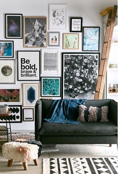 Photo of Hengende bilder: Tips og inspirasjon: Hvordan henge bildene dine riktig på veggen NZZ Bellevue