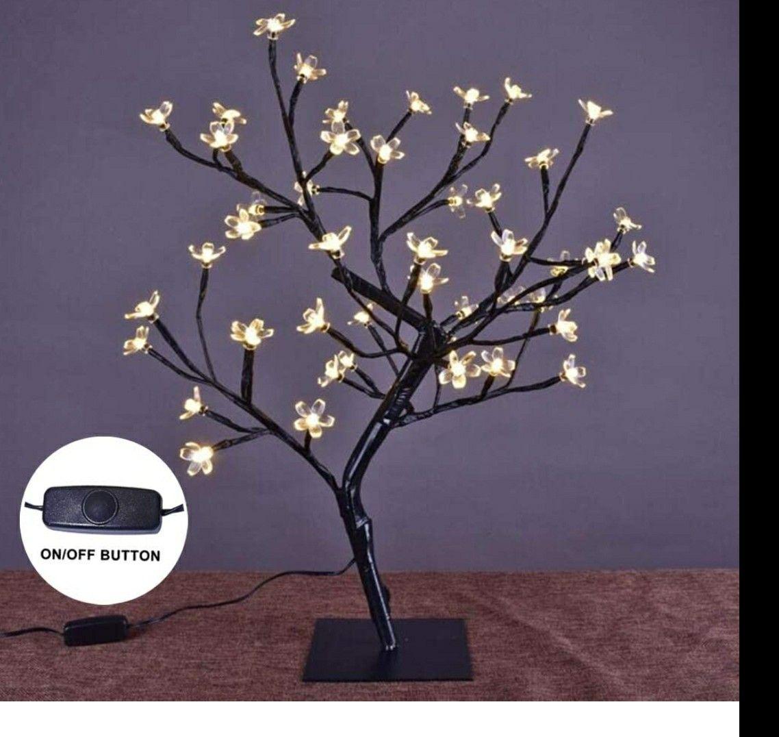 Lightshare Tree Cherry Blossom Bonsai Tree Bonsai Tree Led Lights