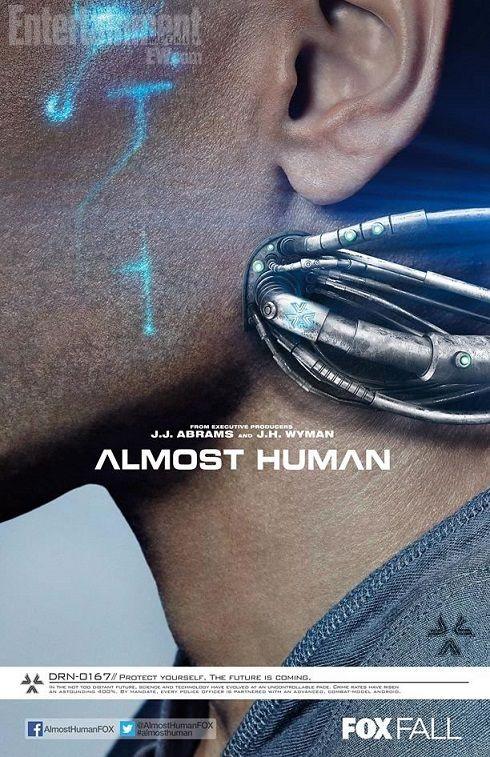 COMIC-CON 2013: Veja o cartaz exclusivo da série ALMOST HUMAN