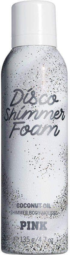 46f4e8e159dfb PINK Disco Shimmer Foam Body Mousse   Beauty: Skincare in 2019 ...