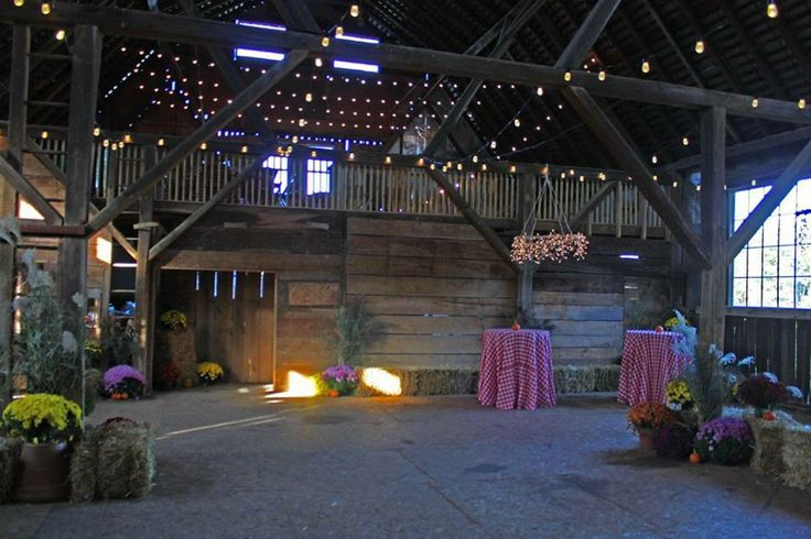 16th Barn Birthday Parties