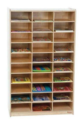 Wood Designs Mailbox Storage Center My Classroom Classroom