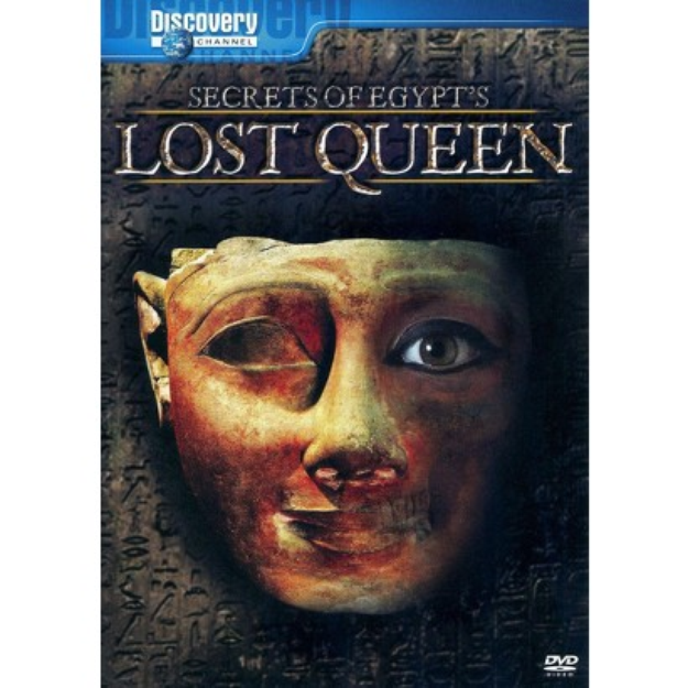 I'm learning all about Image Entertainment Discovery Channel - Secrets of Egypt's Lost Queen at @Influenster!