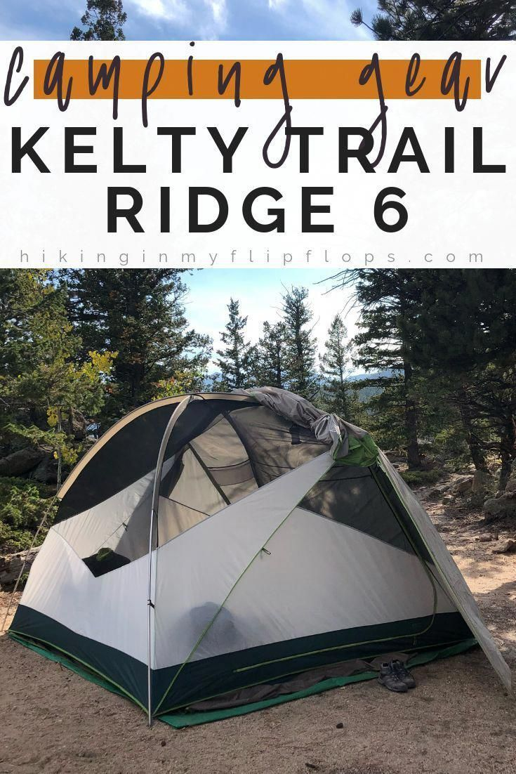 Kelty trail ridge 6 tent features youll fall in love