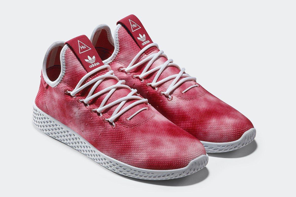 6f35de262cf30 adidas Originals by Pharrell Williams  Hu Holi adicolor Collection  Spring Summer 2018 - EUKicks.com Sneaker Magazine