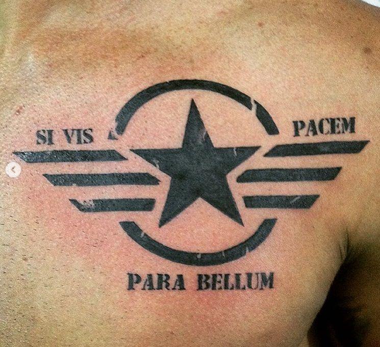 Paraquedistas   Ideias de tatuagens, Tatuagens militares