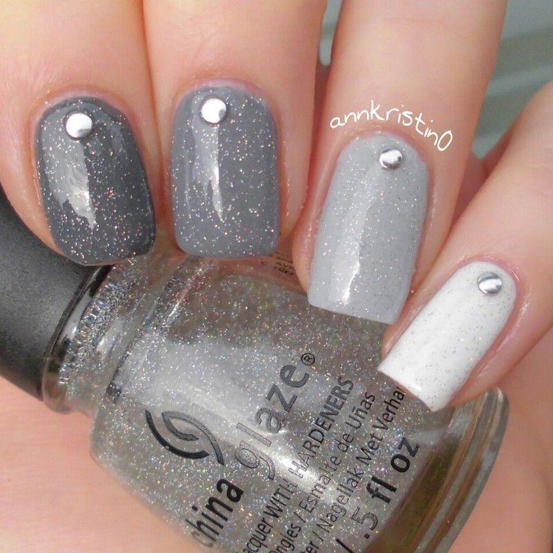 Grey Nail Art Images Nails Polish Colour Effects - Grey Nail Art Images Nails Polish Colour Effects Nail Designs